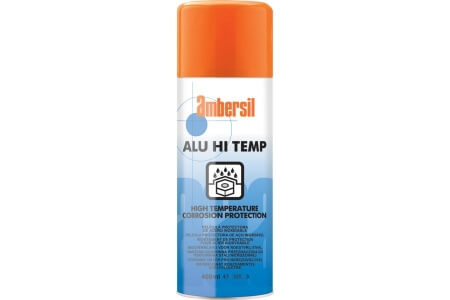 AMBERSIL 'Alu Hi Temp' High Temperature Corrosion Protection