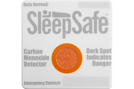 SLEEPSAFE CO Detectors
