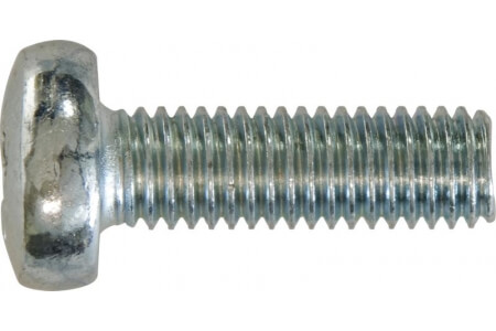 Machine Screws (Body Screws), Pan Head, Pozi - Metric