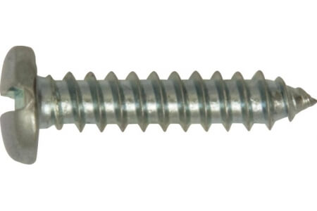 Self-Tapping Screws Pan Head - Slotted