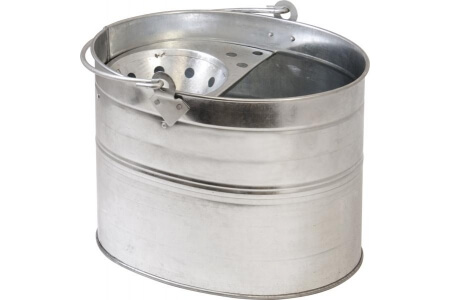Mop Bucket - Metal