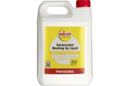 NILCO Bacterial Washing Up Liquid
