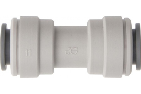 JG 'Speedfit' Push-Fit Tube Couplings - Straights, Imperial