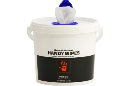 THE WORK SHOP Handy Wipes - General Purpose